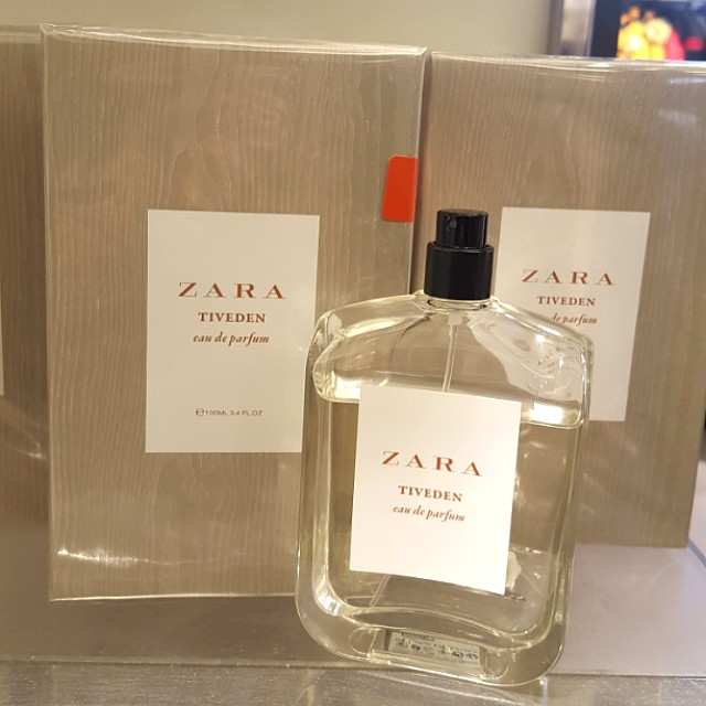 Zara Eau De Parfum Mens Fashion Accessories Others On Carousell