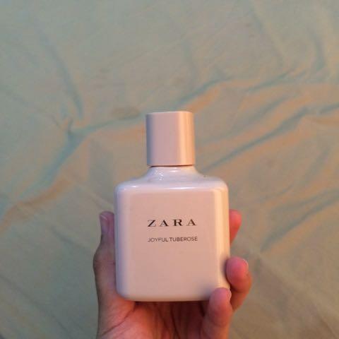 Zara Joyful Tuberose Eau De Toilette