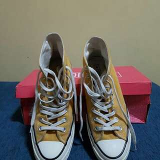 Sepatu converse all star 70's original + box