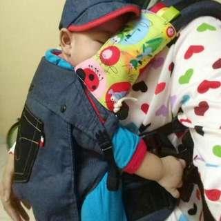 Tugeda Denimix SSC- ergonomic baby carrier