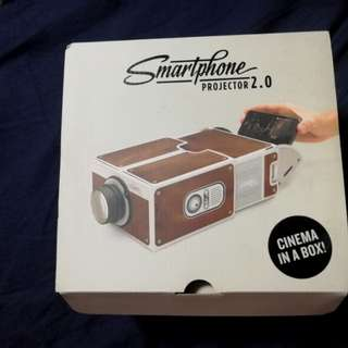 Novelty Smartphone Projector