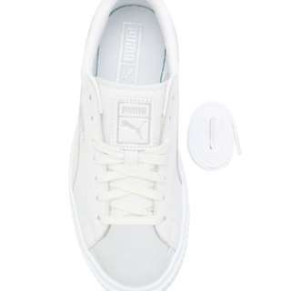 Puma sliver lace up sneaker