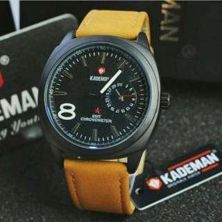Jam Tangan Pria Kademan Original