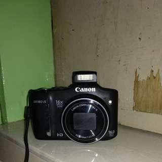 Canon Camera sx160is