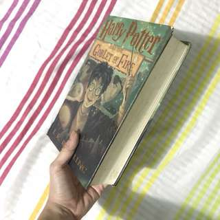 Harry Potter and the Goblet of Fire (Hard Bound)