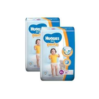 Huggies Diaper XL 44 (2 packs)