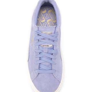 Puma platform sneakers