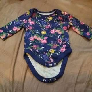 Mothercare Romper (Up To 1 Month)