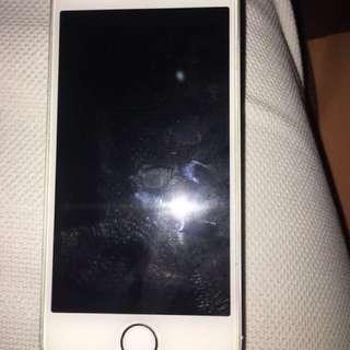 Iphone 5s 32gb Second Japan pemakaian 5 bulan