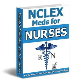 2016 NCLEX® Medications Guide & Practice Questions for Nursing Students: Best 2016 NCLEX Resource to Master Pharmacology BY  Jonathan Small  (Author), Md Asifullah (Illustrator), Maria Gonzales (Editor)