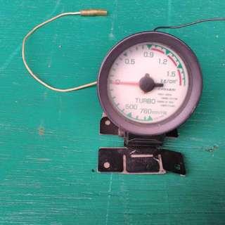 GReddy Boost Meter