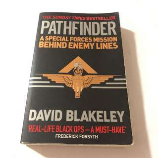 PathFinder (A special Forces mission Behind Enemy Lines)