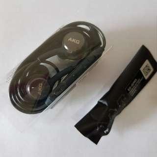 Samsung三星 S8 S8plus+ Note8 AKG 耳機 handfree 3.5mm 全新未開