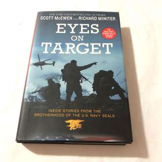 Eyes on Target (Hard Cover book)