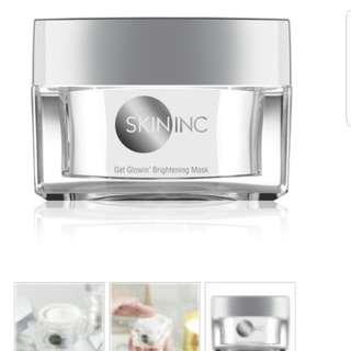 Skin Inc Get Glowing Brightening Mask