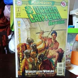 Green Lantern Annual #6 DC Comics 1997