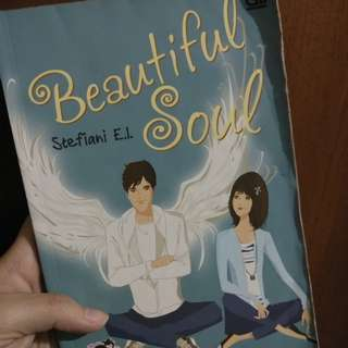 Novel Romance - Beautiful Soul by Stefiani E.I.