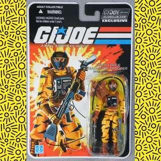 Gi Joe collectors' club 2.0 Tiger Force Airtight