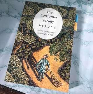 The Consumer Society Reader - Juliet b. schor and Douglas B. holt
