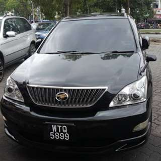 Toyota Harrier 3.0 mcu (A)