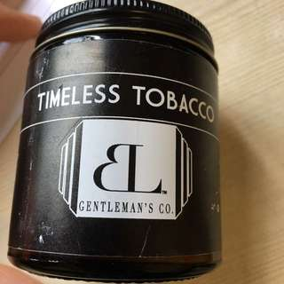 Bearded Lads Timeless Tobacco Clay Pomade