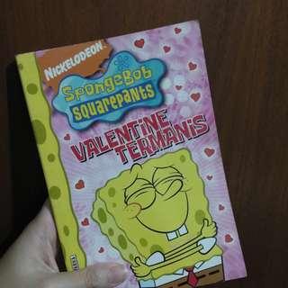 Komik Warna - Spongebob : Valentine Termanis