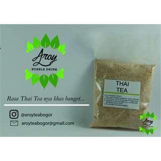 Bubuk minuman thai tea aroy