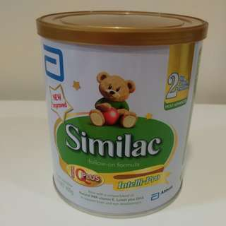 Similac Stage 2 400g (brand new)