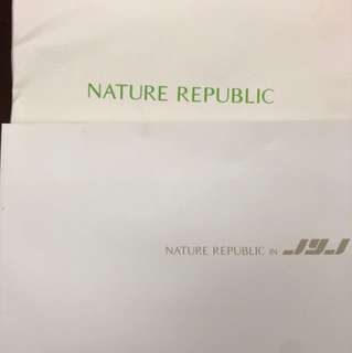 JYJ x Nature Republic 寫真