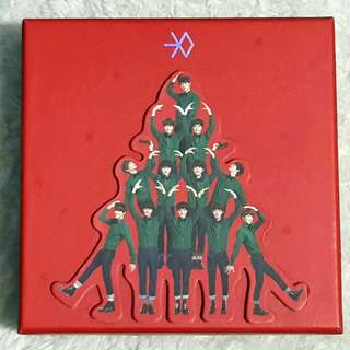EXO Special Album- Miracles In December (Chinese Ver)