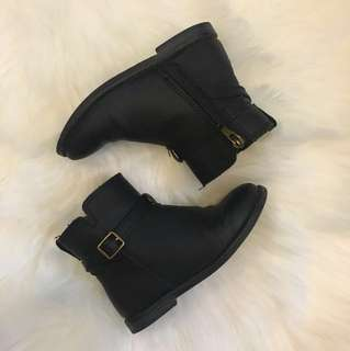 Baby Gap Mid-cut Boots Size 9
