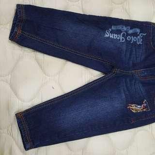Kids Polo Jeans