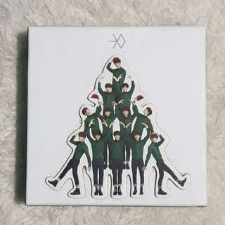 EXO Special Album- Miracles In December (Korean Ver)