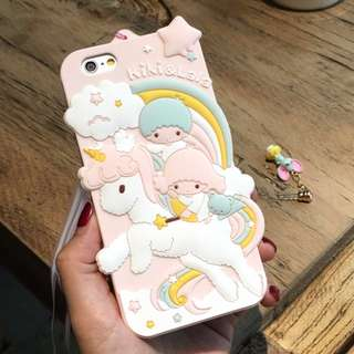 My Melody and Little Twin Stars iPhone Covers 💕 💕 💕
