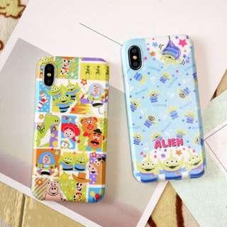 (包郵) toy story電話殻