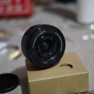 Sony E Mount 16-50mm F3.5 Kit Lens