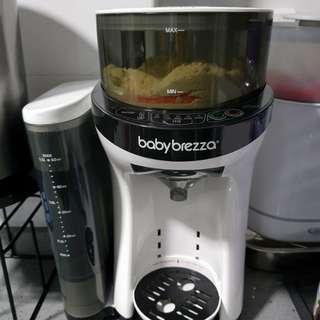 Baby brezza formula dispenser