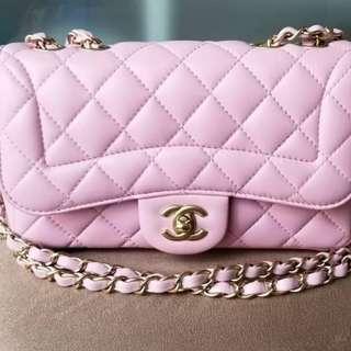 Authentic Chanel Season Flap Bag