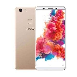 dp 10% dari harga, VIVO V7 Plus Smartphone [64 GB/ 4 GB] - Cicilan tanpa kartu kredit