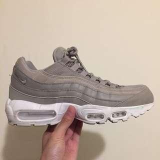 Nike max95 稀有灰