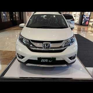 Honda BR-V E CVT