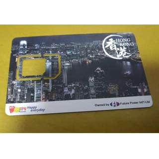可議價 3675分鐘 18年4月19日到期 電話卡 儲值卡 分鐘咭 sim 卡 數據卡 上網卡 不是一年期