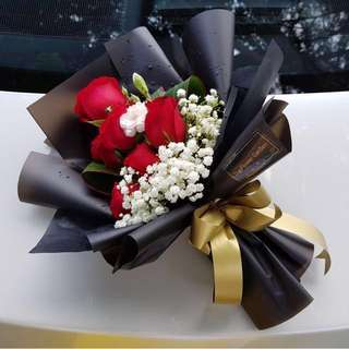 Flower Bouquet ~ 10% OFF For Pre Order Before 30 Jan