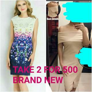 SALE!!!TAKE 2 FOR 400 ONLY