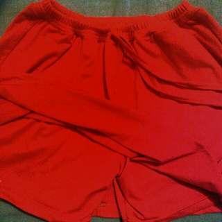 Rok celana sport