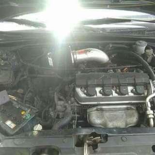 Honda civic vti-s 2004