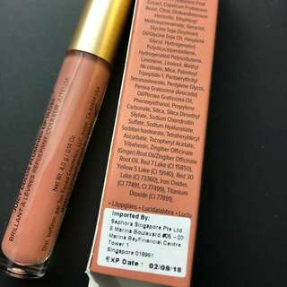 Too Faced lip injection glossy Spice girl