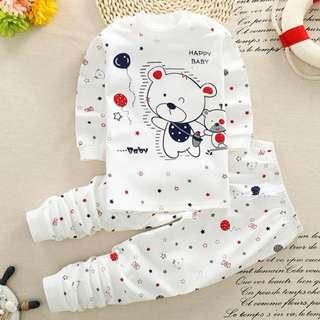 Cute pajamas sets for babies
