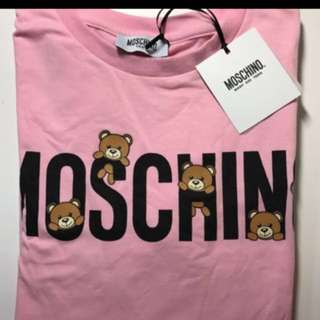 Moschino 長䄂tee