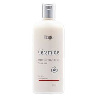 Ceramide Intensive Treatment Shampoo - 400ml (2 bottles)